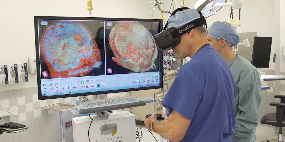 VR Healthcare Simulation