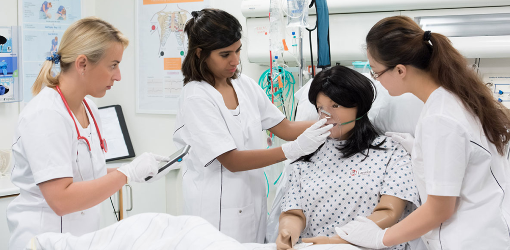 laerdal nursing anne simulator