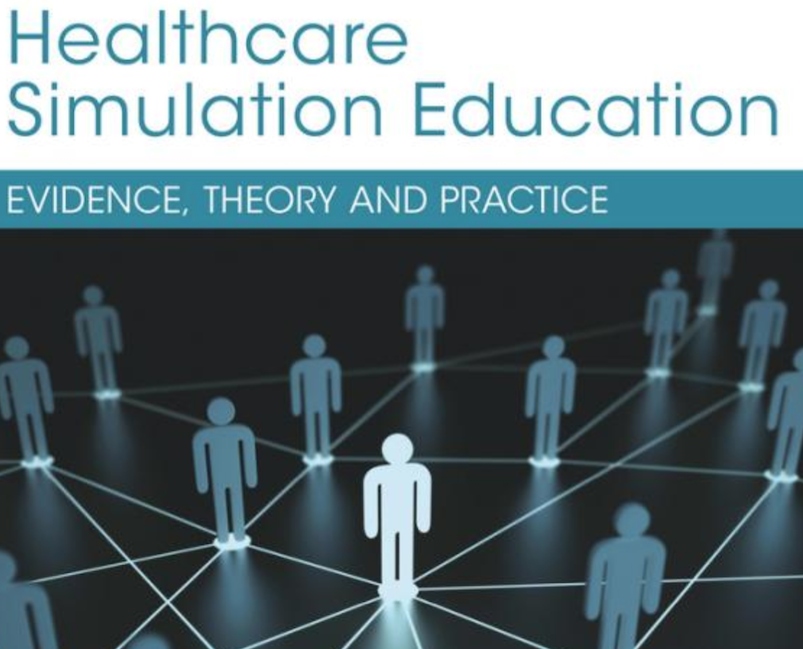 healthcare simulation education book