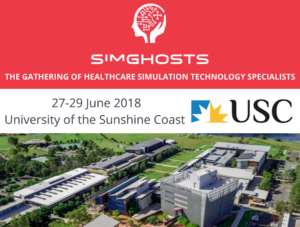 SimGHOSTS 2018 Australia Early-Bird Registration Ends 31st of May!