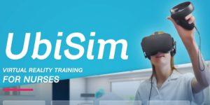 UbiSim Creates Entire VR Training Center for Nurses