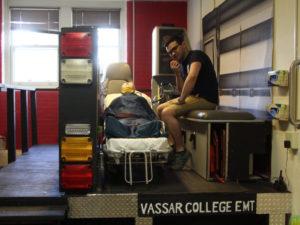 ambulance simulator vassar college
