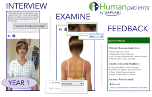 The Emergence of Virtual Clinical Simulation Helps Nursing Students Develop Judgement