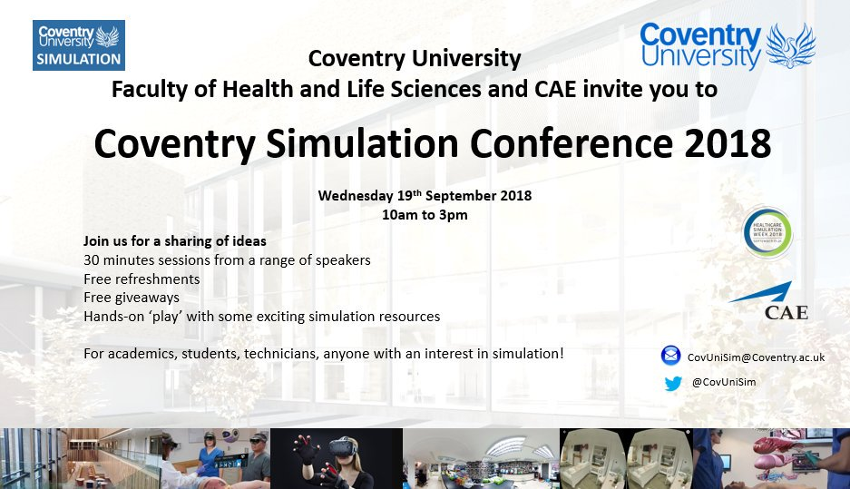 Coventry University Simulation