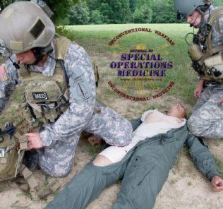 JSOM Military Medical Simulation