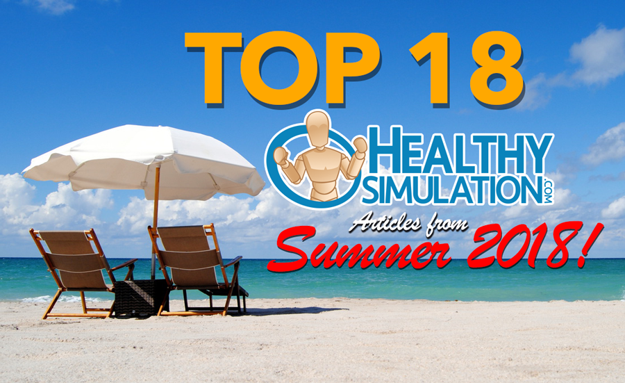 Top Healthcare Simulation Articles Summer 2018