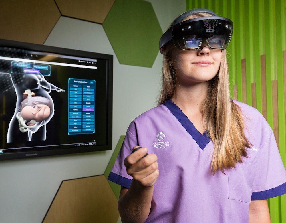 VR Health Newcastle University