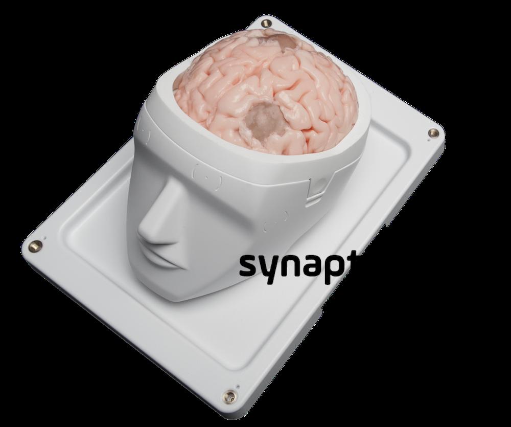 brain neurosurgery simulator synaptive medical brightmatter