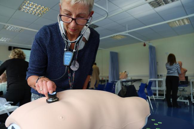 medical simulation news november
