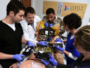 level 3 healthcare simulation