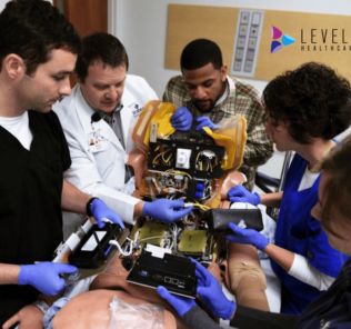 level 3 healthcare simulation