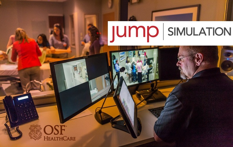 Jump Simulation Center