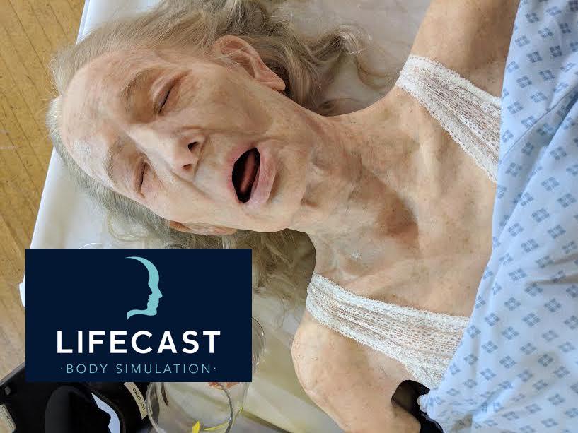 ASPIH Vendor Video: Lifecast Body Simulation Unveils
