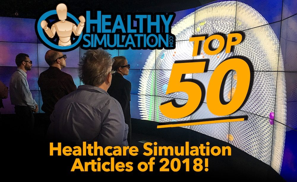 Top 50 Medical Simulation 2018