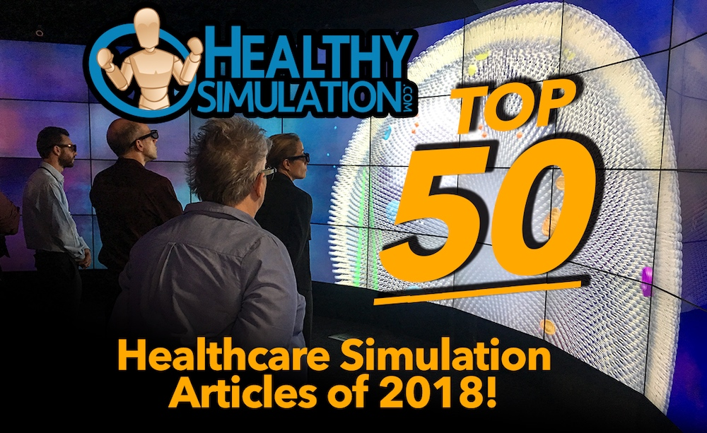 ca9c70a4164 Top 50 Healthcare Simulation Articles of 2018! | HealthySimulation.com