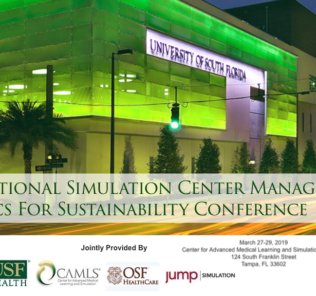 Intentional Simulation Center Management 2019