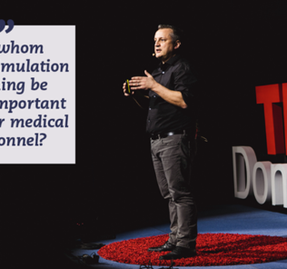 TEDx Schwindt Medical Simulation