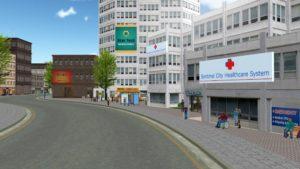 Community Health Nursing Simulation
