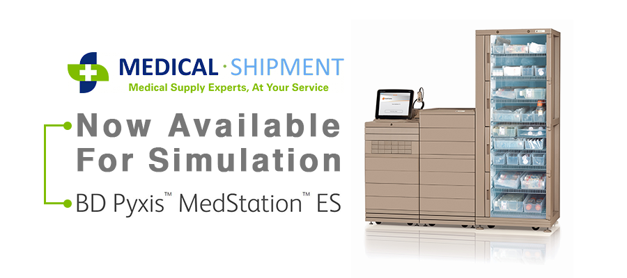 Pyxis Medication Administration Simulator