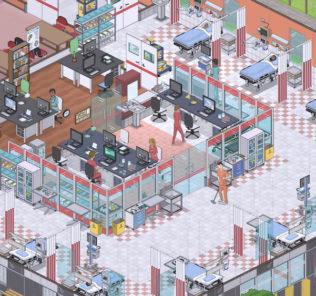 Hospital Simulator Game