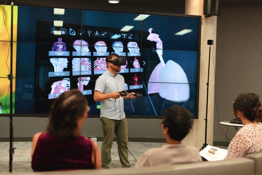 Bundle of Rays VR Nursing Simulation
