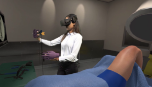 VR Surgery Training