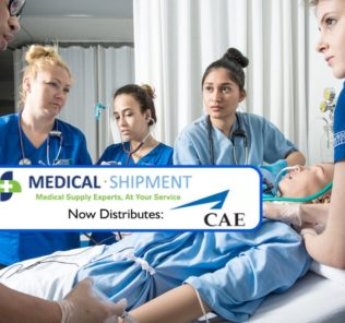 CAE Healthcare Medical Shipment