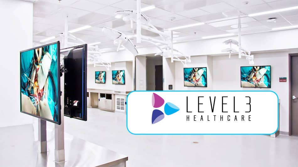 level 3 healthcare