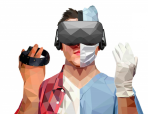 virtual reality in clinical training