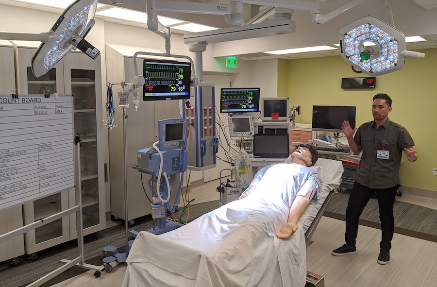 Kaiser Permanente Shares Success Of New Sim Labs Teamstepps