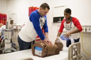 Simulation for Healthcare Work Shortage