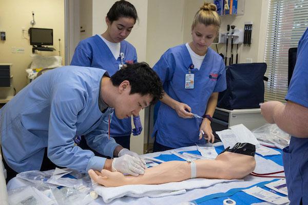 sim tech series the profession of nursing