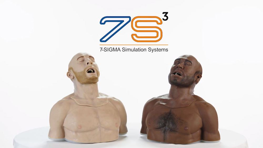 7 Sigma Intubation Trainer