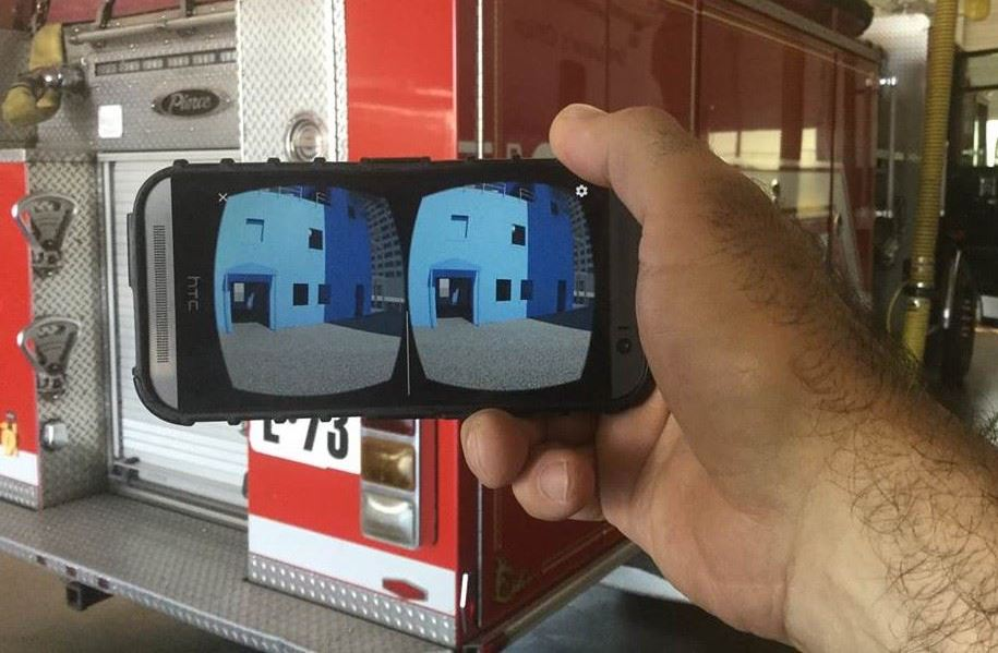 Firefighter AR Training