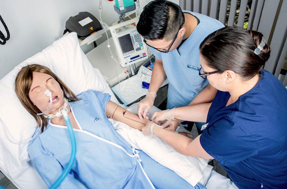 Nursing Mannequin
