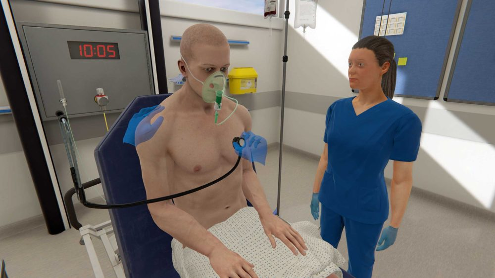 Virtual Reality Nursing