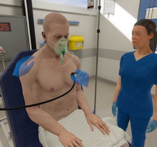 Virtual Reality Nursing