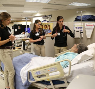 healthcare simulation geriatric care
