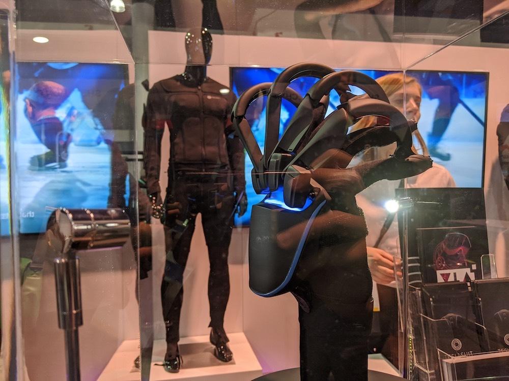 CES 2020 medical simulation