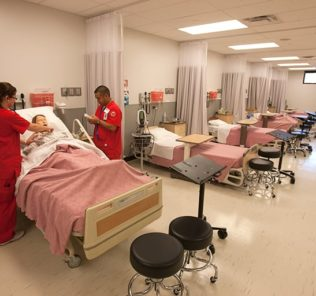 medical simulation center