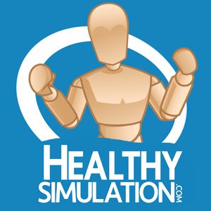developing medical simulation website