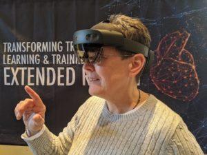 Virtual Reality and Healthcare Symposium