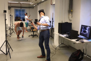 How to Set Up a VR Lab