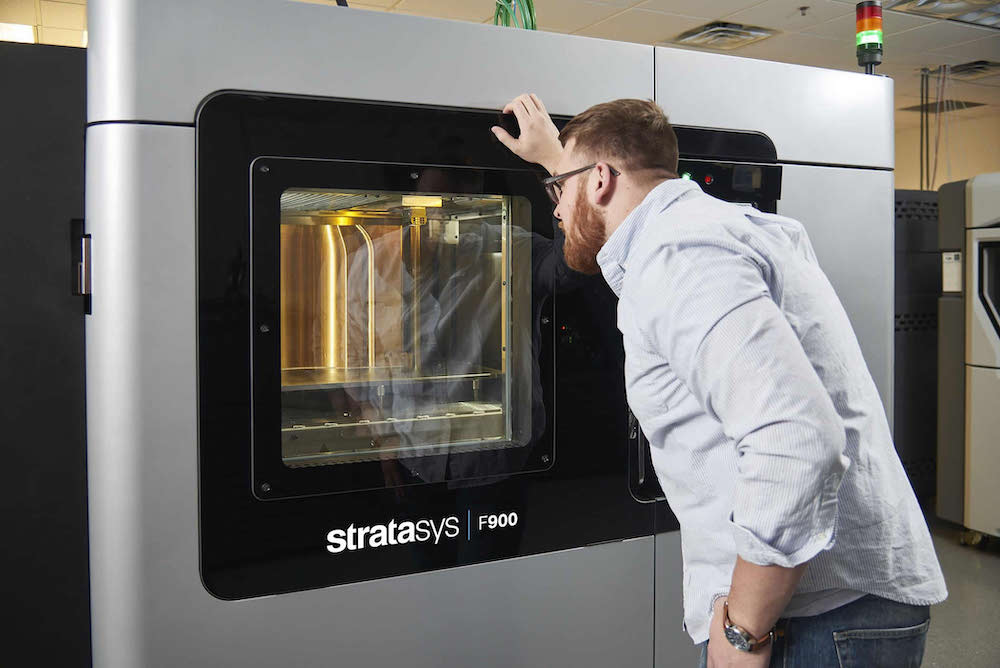 stratasys medical simulation