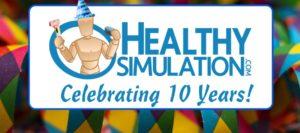 HealthySimulation.com 10 Year Anniversary