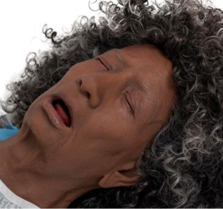 African American Patient Simulator
