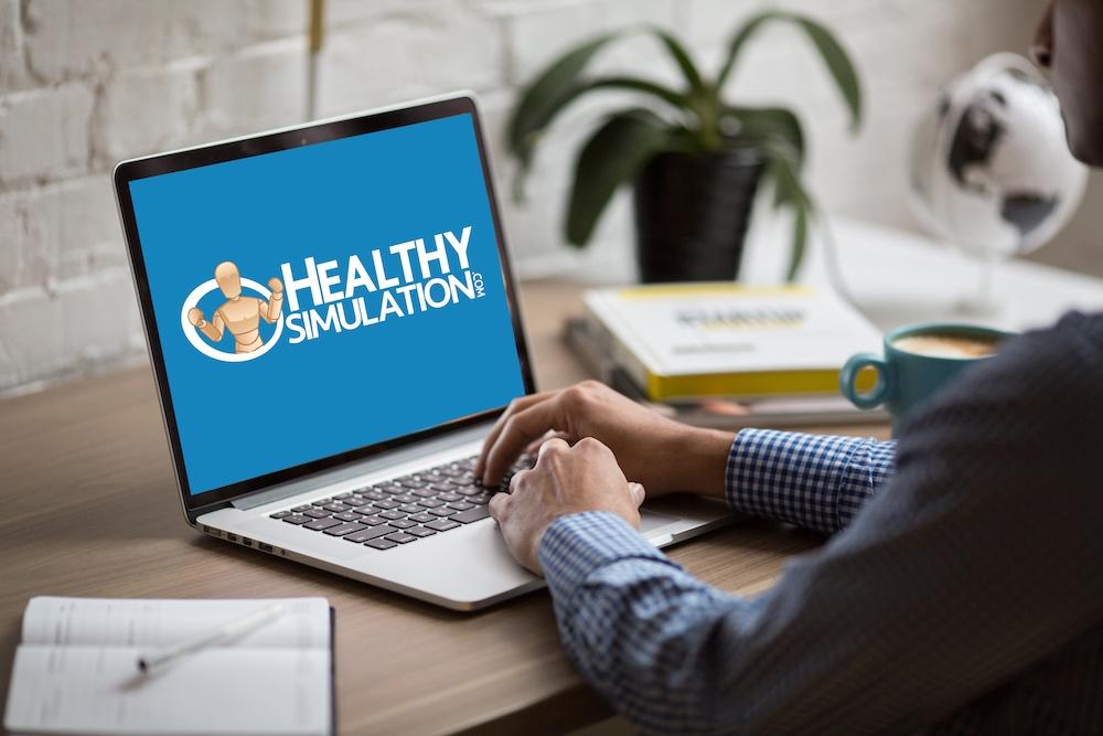 healthcare simulation webinars