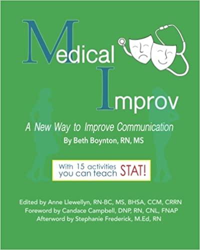 Medical Improv