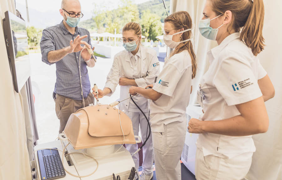 VirtaMed Surgical Simulators