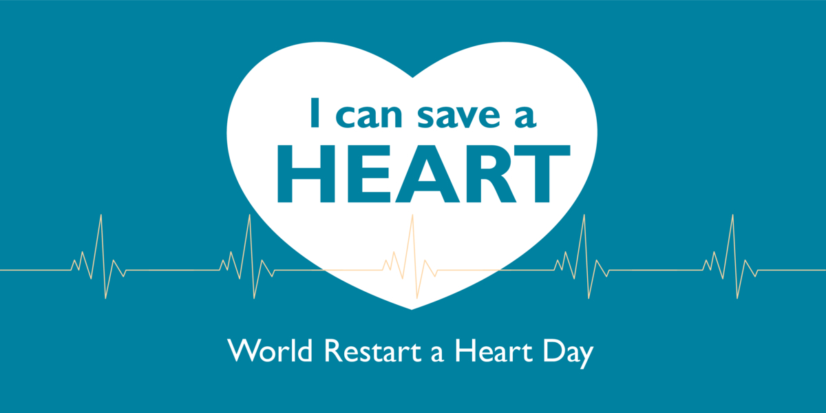 Restart a Heart Day Laerdal